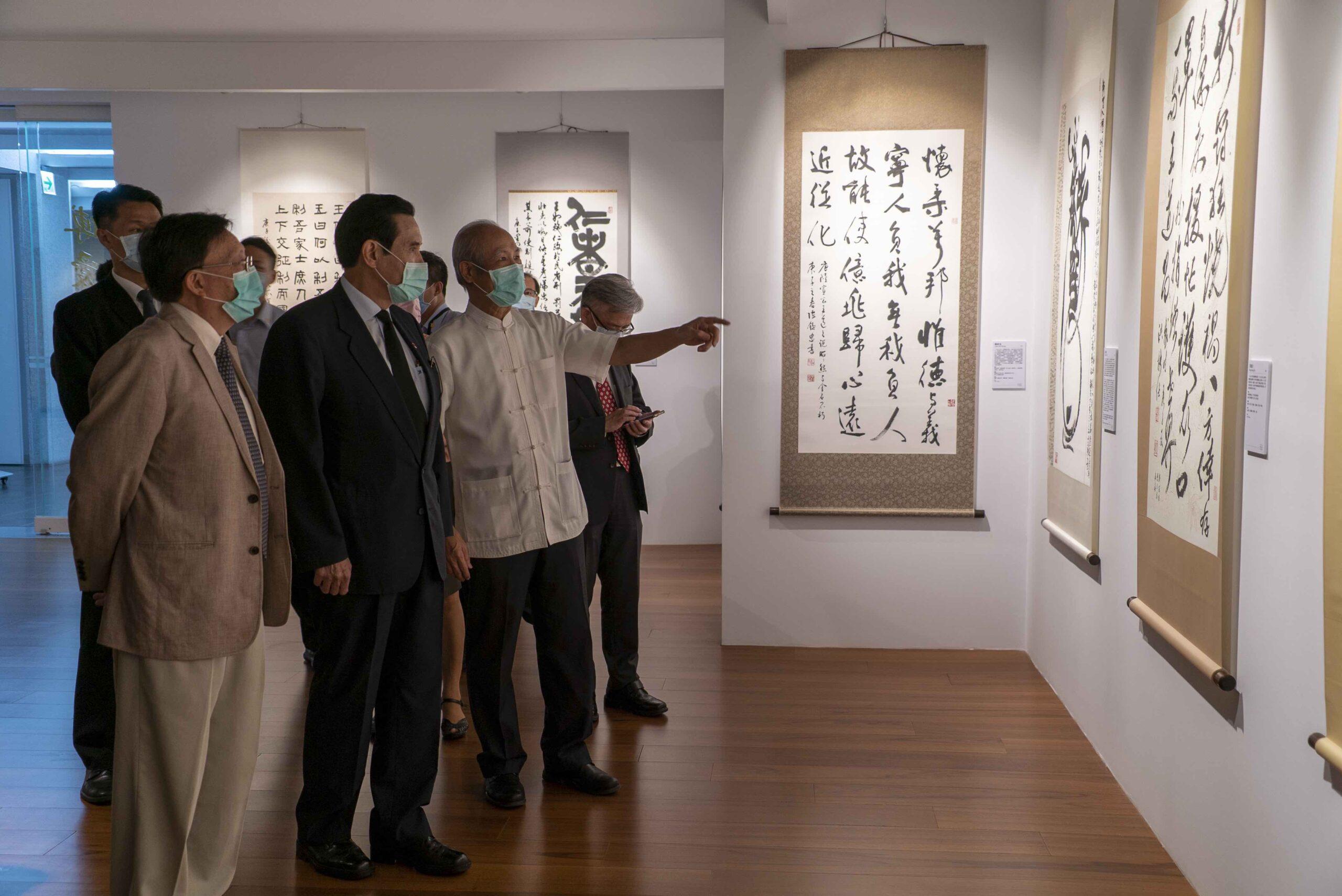 兩岸文化交流不能斷 漢字藝術節繽紛登場
