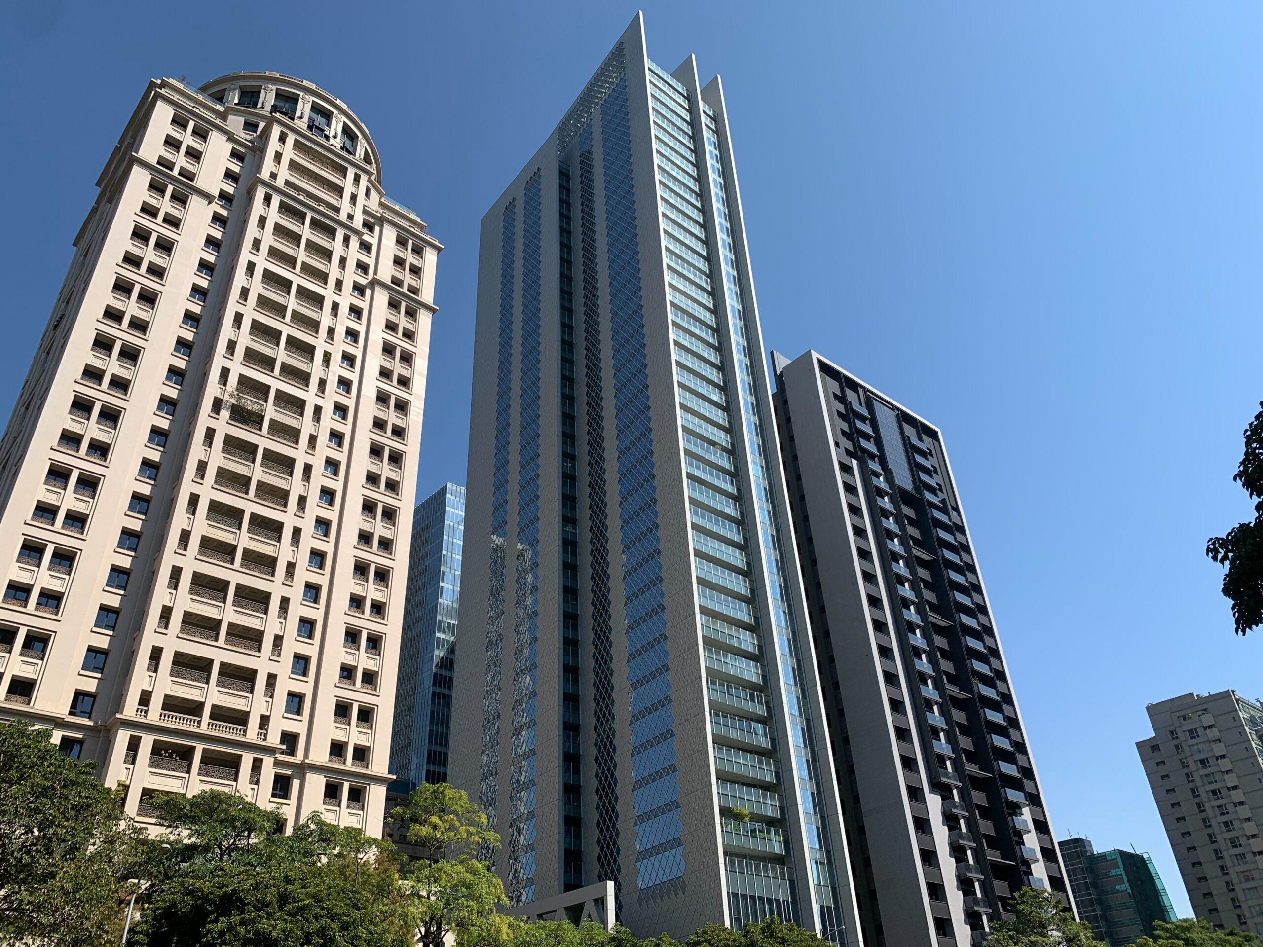 台中建築美學10年內跳躍式升級 當代美學建築最高均價前三名