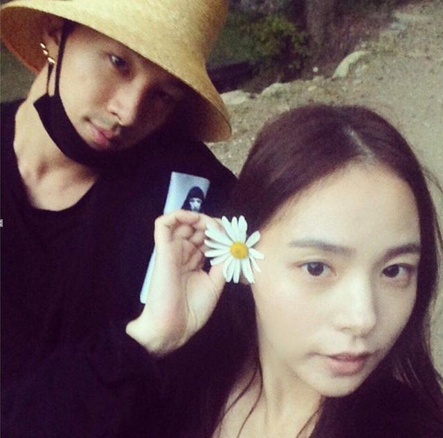 真。太陽的後裔!閔孝琳懷孕將分娩 與BIGBANG太陽準備升格當爸媽